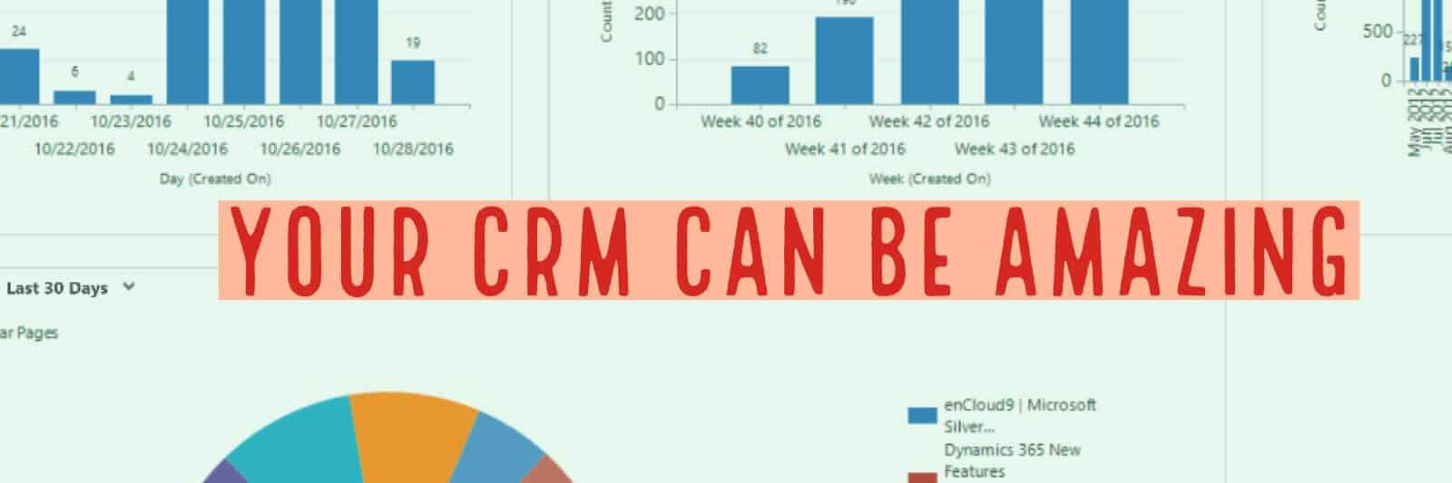 How to fix your CRM – five problems and lots of solutions