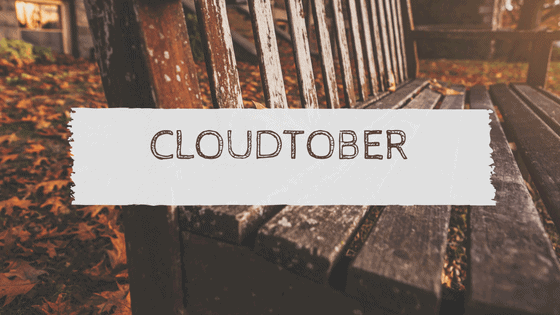 Daily Cloudtober News – Tues. October 4, 2016