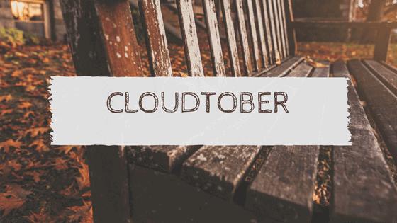 Daily Cloudtober News – Tues. October 4, 2016