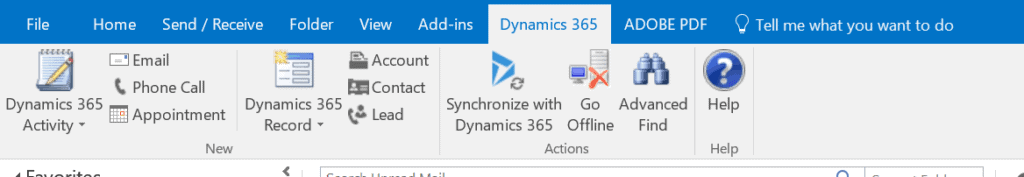 enCloud9 | Microsoft Dynamics 365 CRM Consultants QuickTip - Updating to the latest Dynamics 365 for Outlook client Dynamics 365 CRM QuickTips Microsoft Dynamics 365 Microsoft Dynamics CRM Outlook