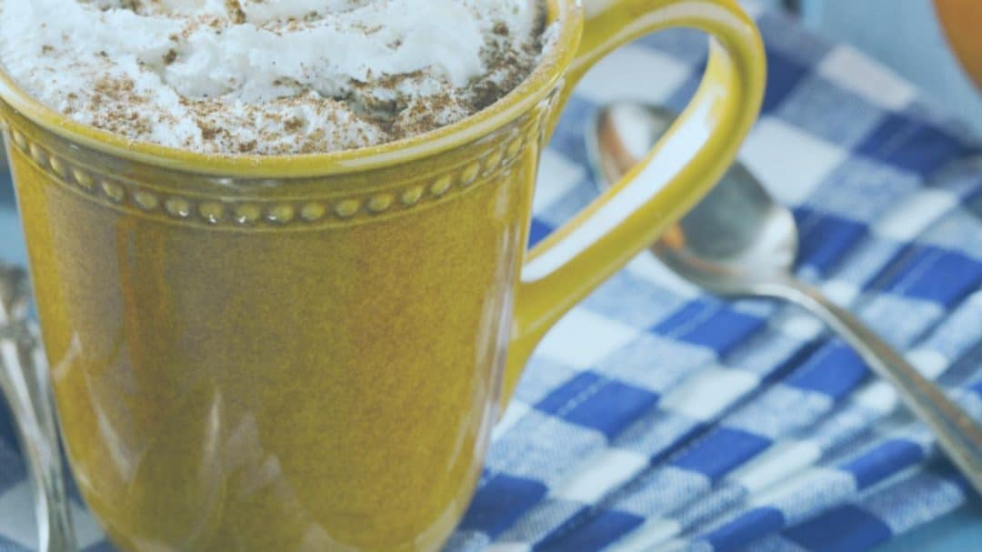 Autumn is here, so it's time to upgrade to Pumpkin Spice CRM