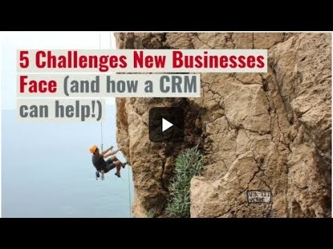 Challenges businesses face (and how a CRM can help)