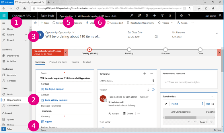 UI Changes Dynamics 365 Unified Interface