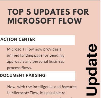 enCloud9 | Microsoft Dynamics 365 CRM Consultants What's New in Microsoft Flow Common Data Service MIcrosoft Flow Microsoft Power Platform New Features in Dynamics 365