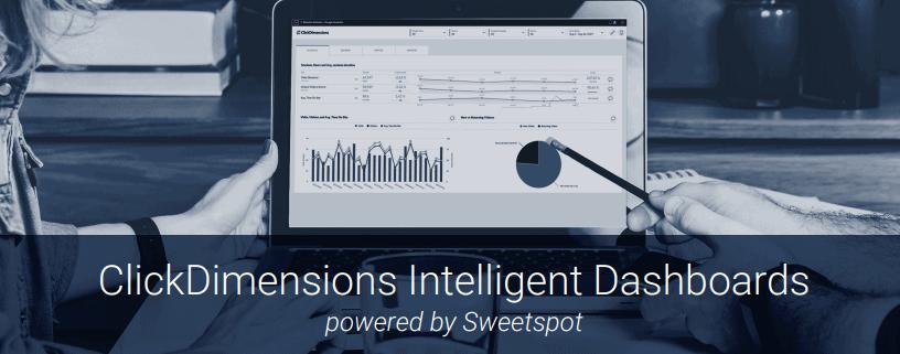 ClickDimensions Intelligent Dashboards Data Sheet