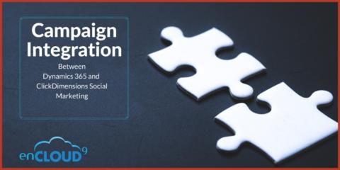 Campaign Integration   enCloud9
