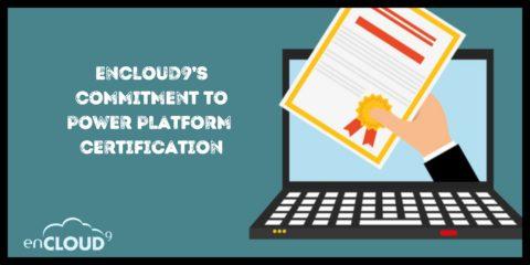 Microsoft Power Platform Certifications   enCloud9